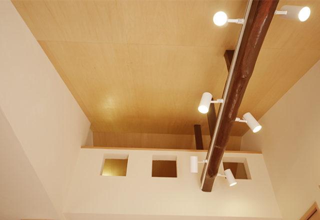 リビング:天井